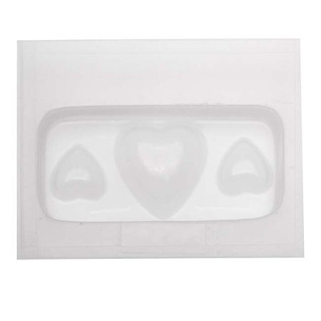 Resin Epoxy Mold For Jewelry Casting - Assorted Hearts