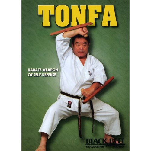Black Belt Magazine: Tonfa Karate Weapon Of Self-Defense by BAYVIEW