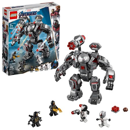 LEGO Marvel Avengers War Machine Buster 76124 - Marvel Lego Sets