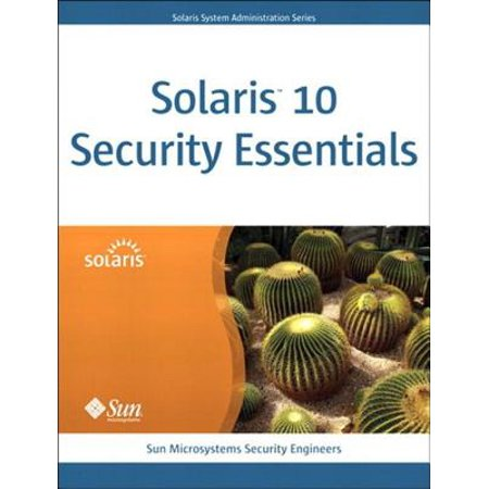 Solaris 10 Security Essentials - eBook