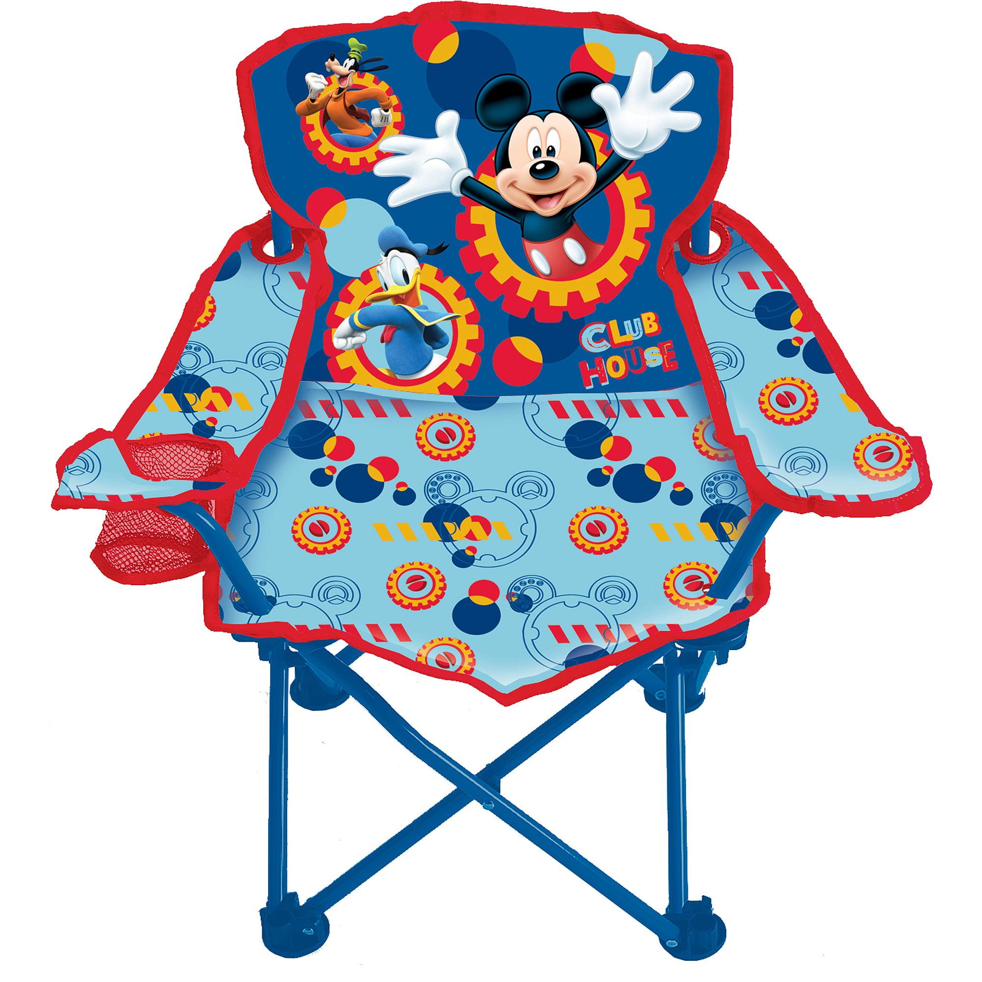 Disney MMCH Make Your Own Fun Fold N Go Chair Walmart