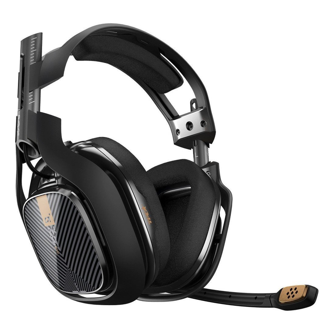 ASTRO Gaming A40 TR Gaming Headset Only for Xbox One/PS4/PC - Black
