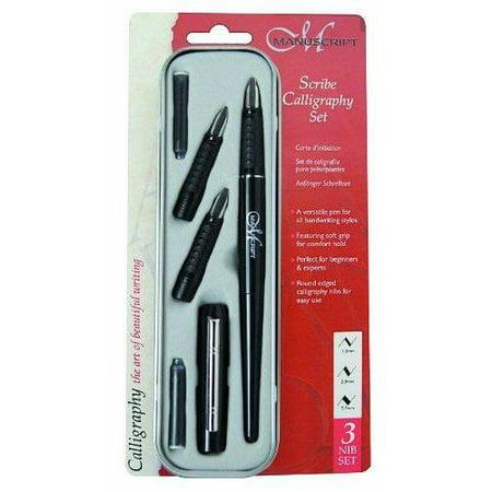 Manuscript Pen Manuscript Scribe Calligraphy Set Multi