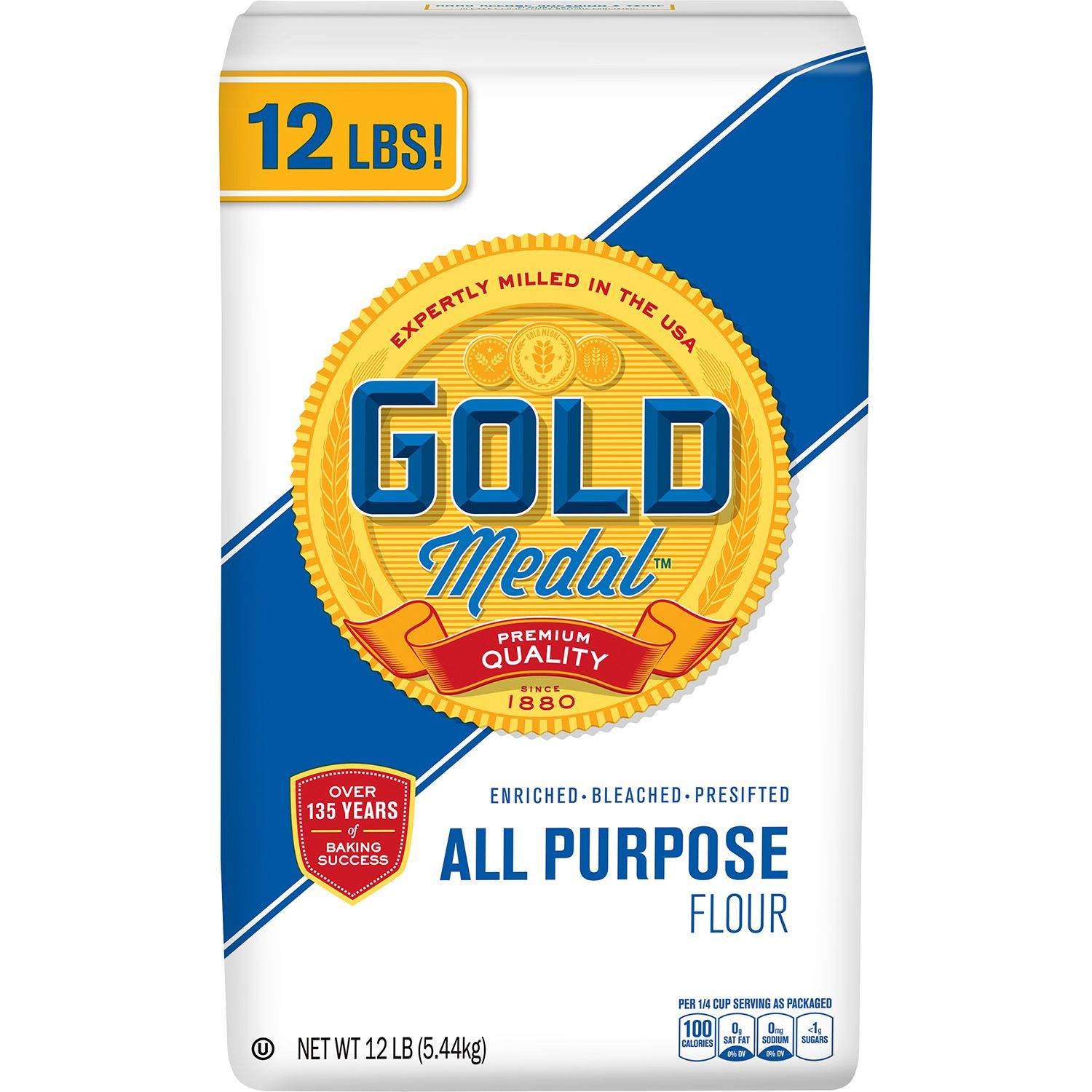 Gold Medal All Purpose Flour (12 lb.)