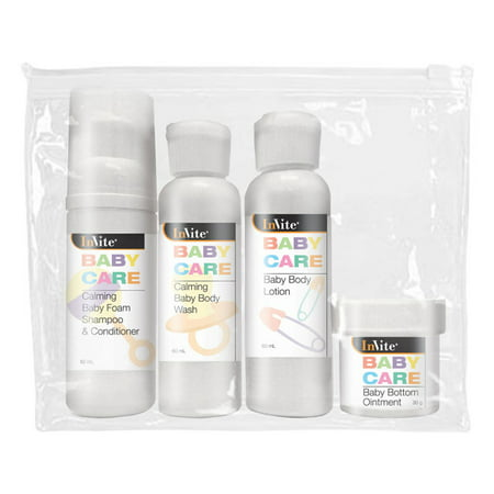 InVite Health Baby Care Travel Kit