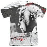 Halloween II Horror Thriller Slasher Movie Michael Adult 2-Sided Print T-Shirt