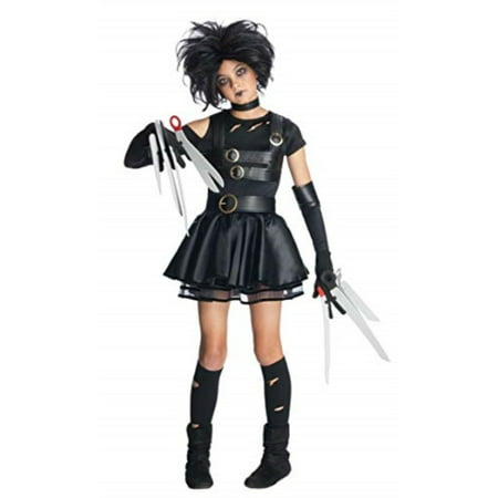 Miss Scissorhands Tween Halloween Costume
