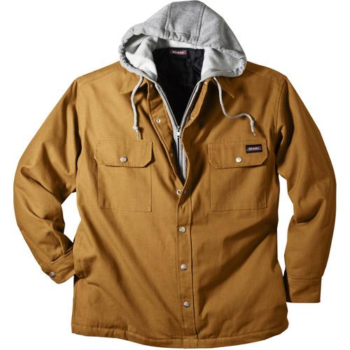 Dickies - Men's Hooded Shirt Jacket