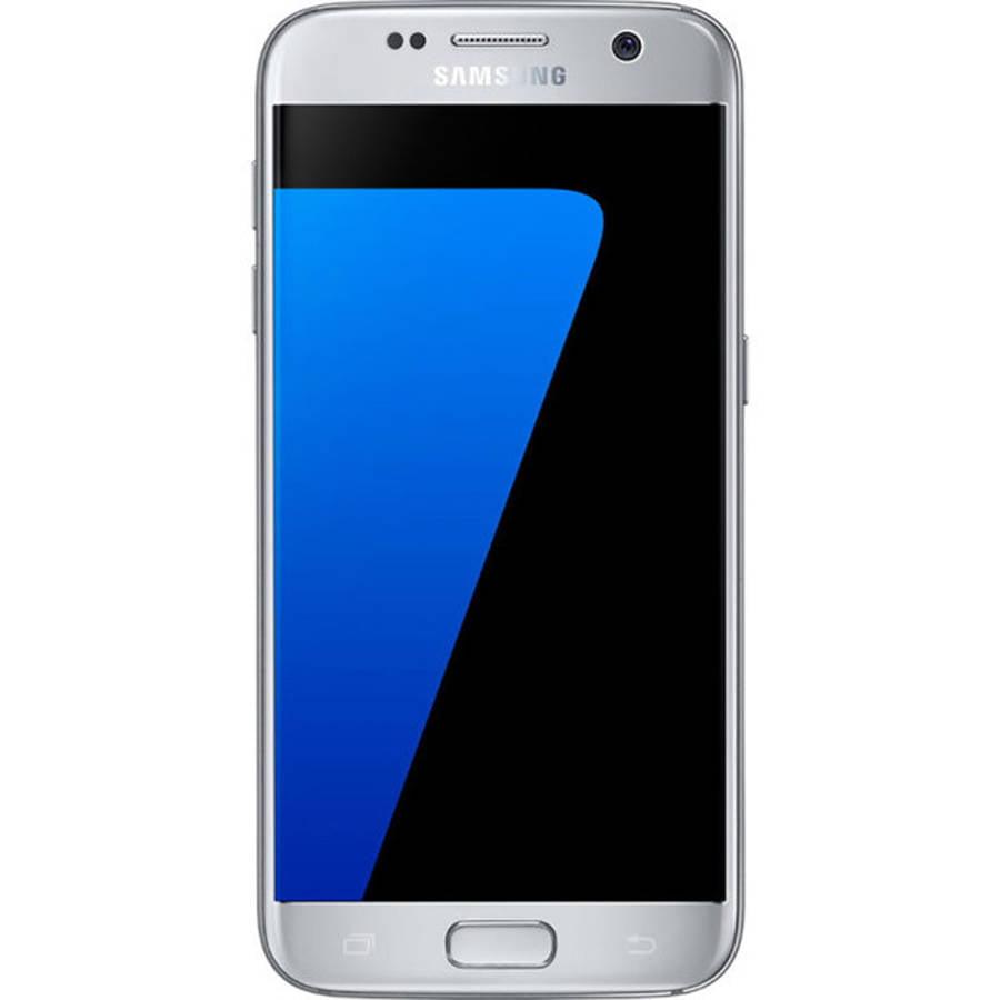 Celular Samsung Galaxy S7 G930F 32GB GSM Smartphone (desbloqueado), plata + Samsung en VeoyCompro.com.co