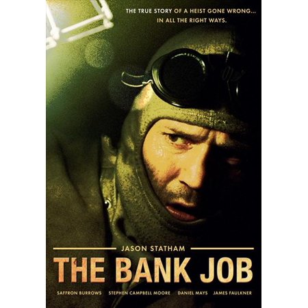 The Bank Job Poster Movie C Mini Promo