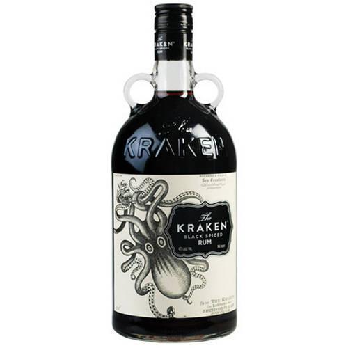 Kraken Black Spiced Rum, 1.75 L