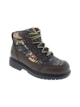 ce0de46f078e6 Product Image Boys  Deer Stags Hunt Lace Up Boot