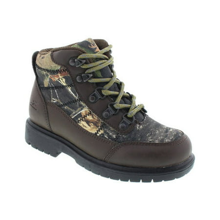 Boys' Deer Stags Hunt Lace Up - Lace Up Gogo Boots