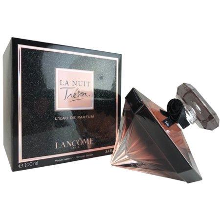 3 Pack - Lancome La Nuit Tresor L'Eau De Parfum Spray 3.4 oz