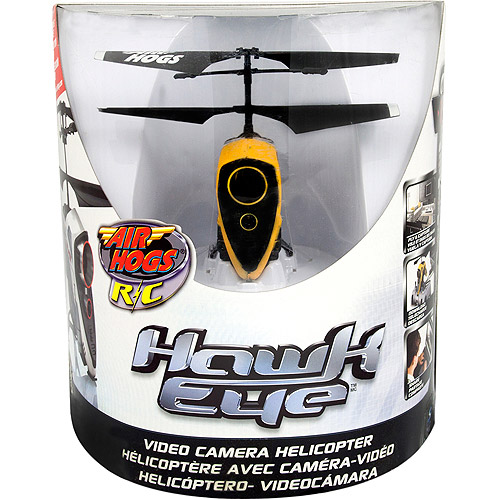 Air Hogs Hawk Eye Radio-Controlled Video Camera