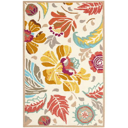 Floral Four - Safavieh Four Seasons Blair Colorful Floral Area Rug Or Runner