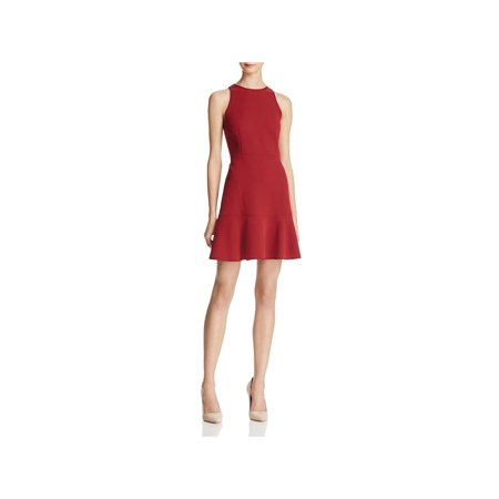 2c2dd639c7d theory - Theory Womens Felicitina A-Line Sleeveless Wear to Work Dress -  Walmart.com