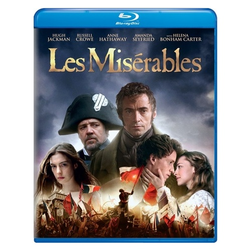 Les Miserables 2012 Blu Ray New Packaging Walmart Canada