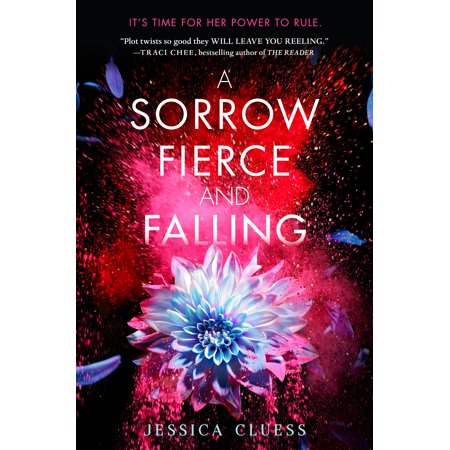 A Sorrow Fierce and Falling (Kingdom on Fire, Book Three) (Hardcover)