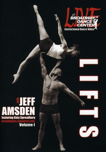 Live At The Broadway Dance Center: Lifts, Vol. 1 by BAYVIEW ENTERTAINMENT