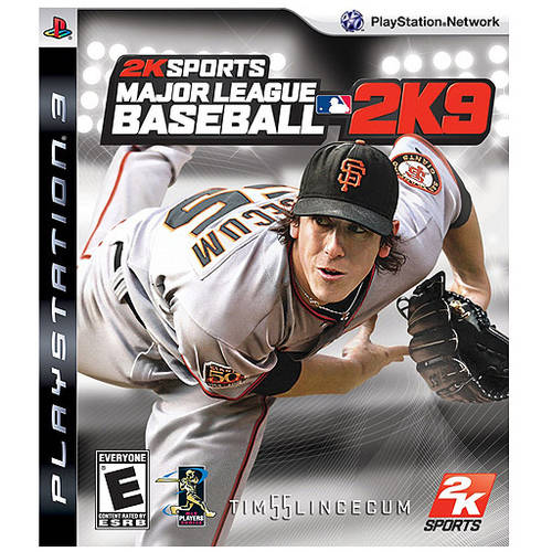 Major League Baseball 2K9 (PS3) - Pre-Owned