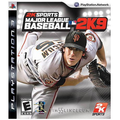 Major League Baseball 2K9 (PS3) - Pre-Owned
