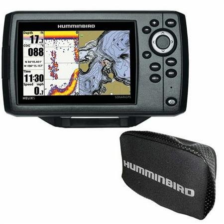 Humminbird 410220-1NAVCover HELIX 5 DI G2 Chirp GPS Combo With Free (Humminbird Helix 5 Chirp Di Gps G2)