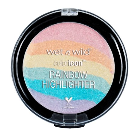 wet n wild Color Icon Rainbow Highlighter, Unicorn - Wet N Wild Halloween