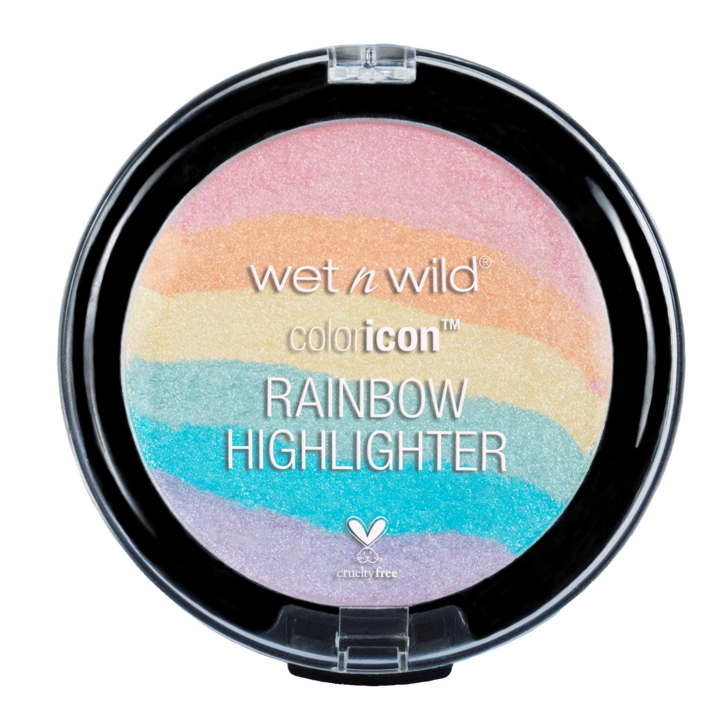 wet n wild Color Icon Rainbow Highlighter, Unicorn Glow