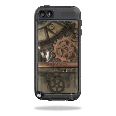 Skin Decal Wrap For Lifeproof Ipod Touch 5Th Gen Case Steam Punk Room