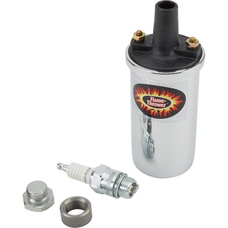 Tailpipe Flame Thrower Installation Kit