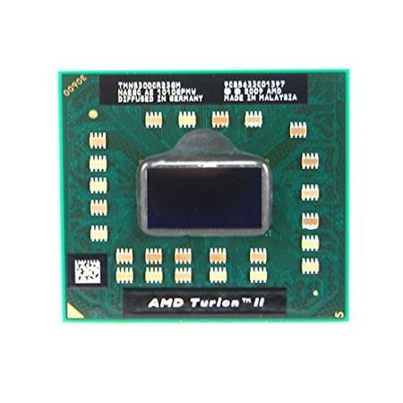 AMD Turion II Dual-Core Mobile N530 2.5GHz Laptop CPU Processor TMN530DCR23GM -