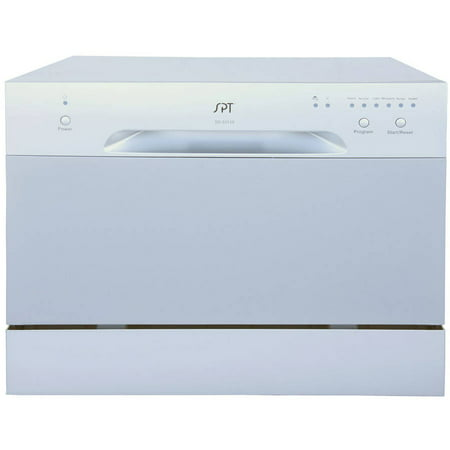 Sunpentown Countertop Dishwasher, 2210 Series,