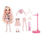Rainbow High Bella Parker – Pink Fashion Doll with 2 Complete Mix & Match Outfits and Accessories, Toys for Kids 6-12 Years Old