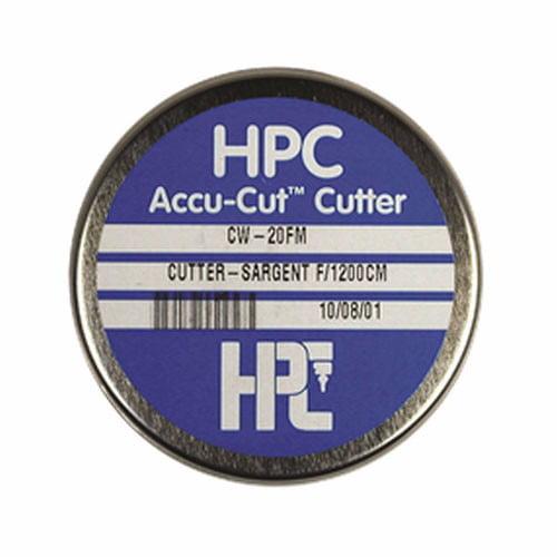 Hpc CW-47MC Code Machine Cutter 87 Degree Tool Steel