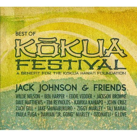 Best of Kokua Festival (Jack Johnson And Friends Best Of Kokua Festival)