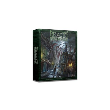 Fate of the Elder Gods: Beasts from Beyond Board Game Belle Beast Games
