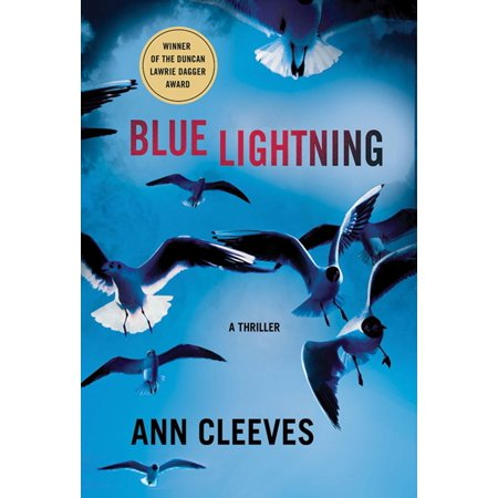 Blue Lightning : A Thriller