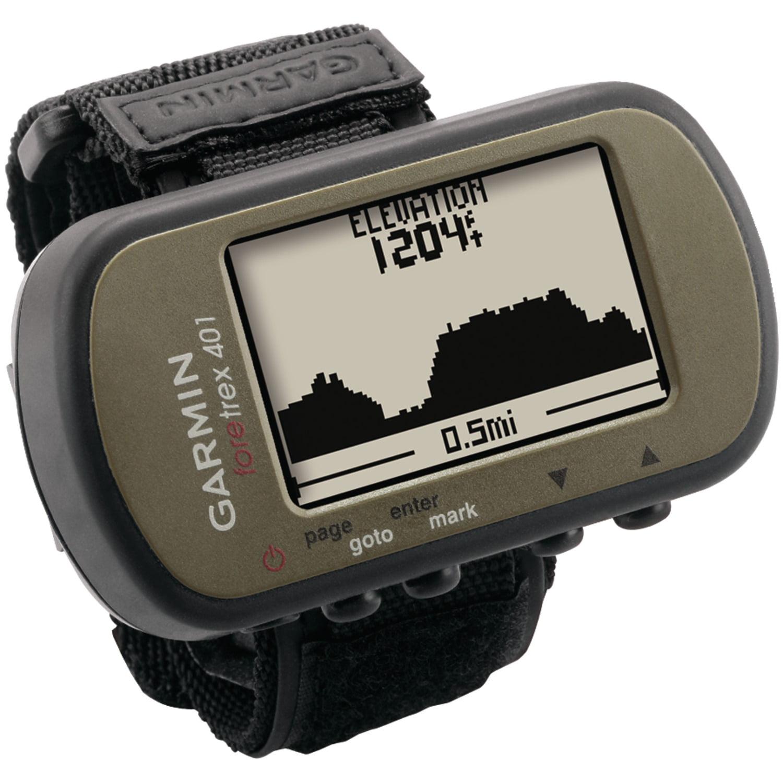 Garmin 010-00777-00 Foretrex 401 Wrist-Mounted GPS Navigator by Garmin