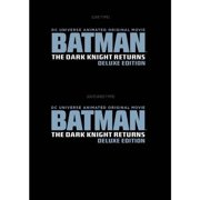 DC Universe Animated Original Movie: Batman: The Dark Knight Returns (Deluxe Edition) (Blu-ray + Movie Money) (With... by