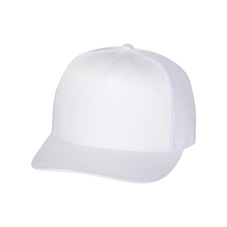 Yupoong - Five-Panel Classic Trucker Cap (One Size)