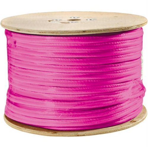 Install Bay PWPK18500 Primary Wire 18 Gauge - Pink (500 Feet)