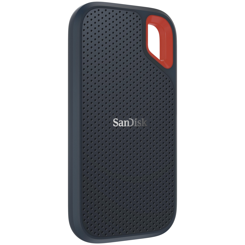 SanDisk 1TB Extreme Portable External SSD - USB-C, USB 3.1 - SDSSDE60-1T00-G25