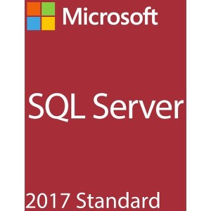 Microsoft SQL Server 2017 Standard With 10 CALs