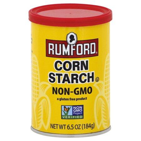 Corn Girls (Clabber Girl Rumford  Corn Starch, 6.5)