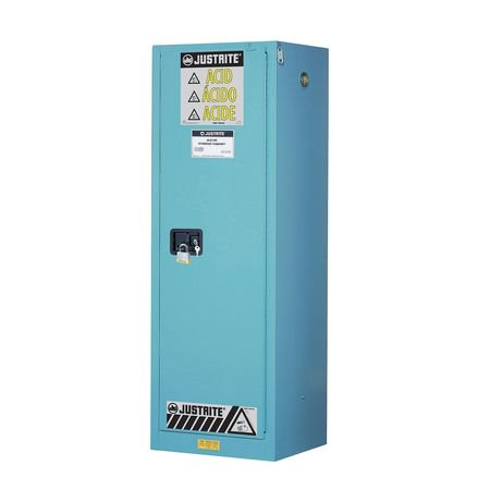 Corrosive Safety Cabinet,22 gal. JUSTRITE 892222