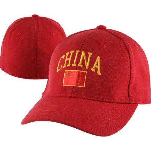 Team China Stretch Fit Hat