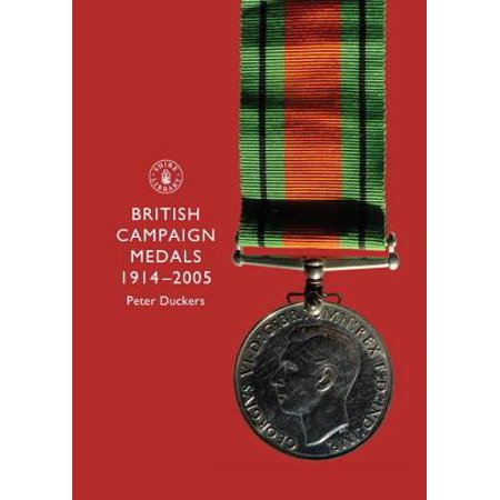 British Campaign Medals 1914-2005 - eBook