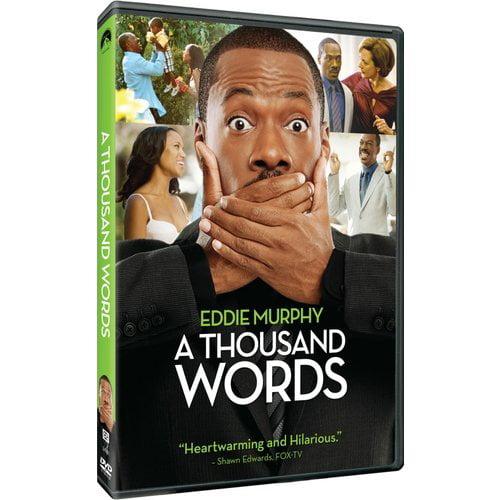 A Thousand Words (Widescreen)