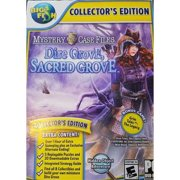Mystery Case Files Dire Grove, Sacred Grove Collector's Edition (PC DVD)